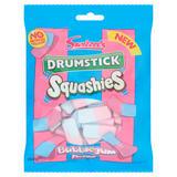 Swizzels Drumstick Squashies Bubblegum Flavour 160g