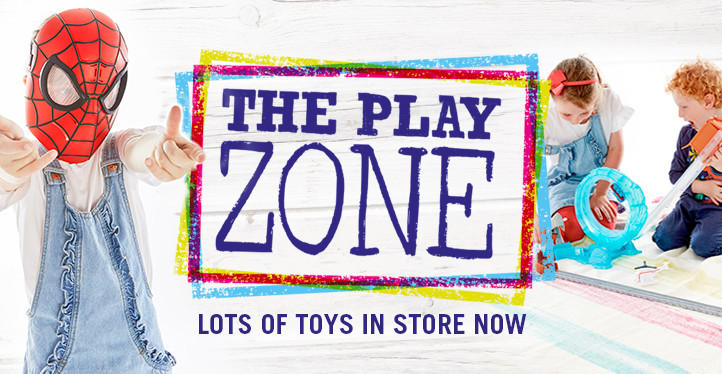 Playzone Banner