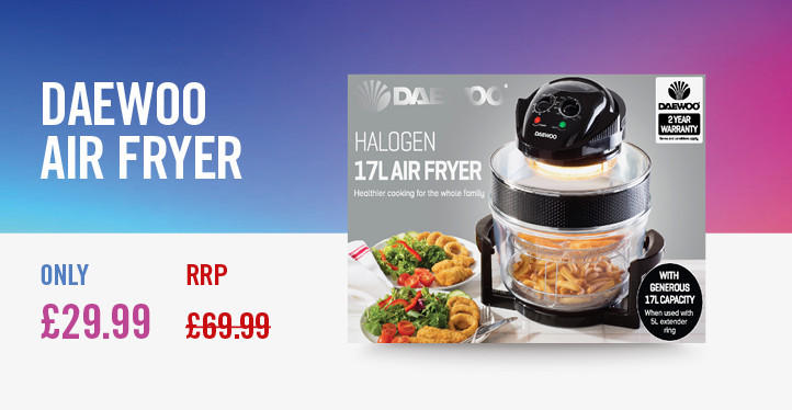 Daewoo Air Fryer