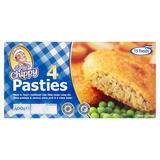 TS Foods Tony's Chippy 4 Pasties 400g