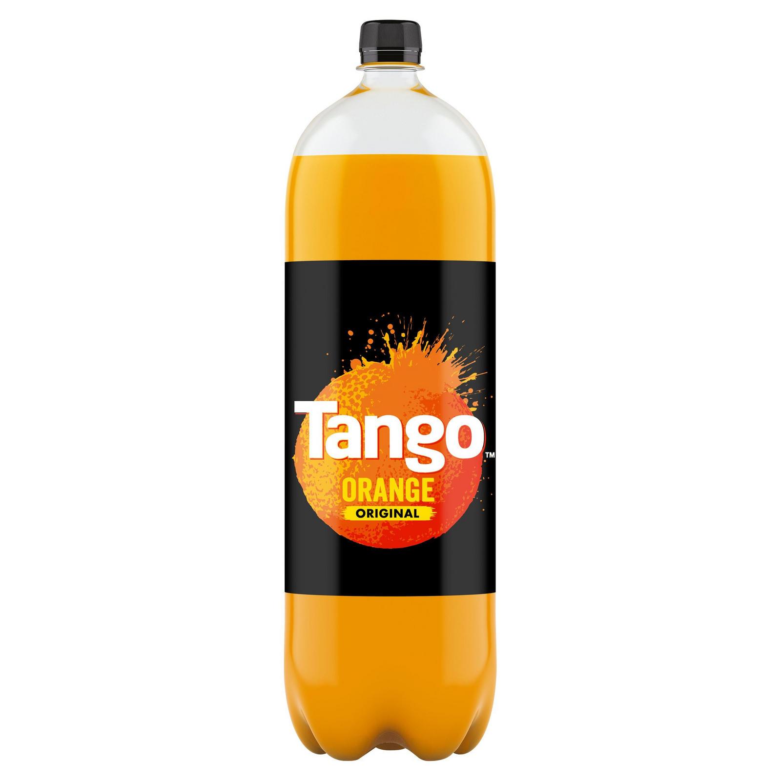 Tango Orange 2L | Orange and Fruit Flavoured | Iceland Foods