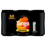 Tango Orange Cans 6 x 330ml