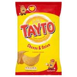 Tayto Cheese & Onion Flavour Crisps 150g