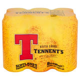 Tennent's Lager 6 x 440ml