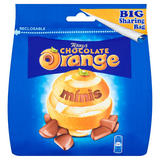 Terry's Chocolate Orange Minis Sharing Bag 262g