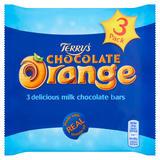 Terry's Chocolate Orange Milk 3 Pack 35g