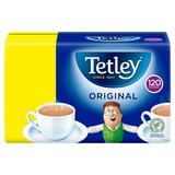 Tetley Original Tea Bags x120 (50% extra free)