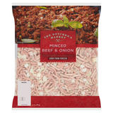 The Butcher's Market Minced Beef & Onion 1.3kg