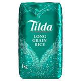 Tilda Long Grain Rice 1kg