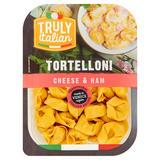 Truly Italian Tortelloni Cheese & Ham 250g