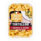 Truly Italian Tortelloni Chicken & Bacon 400g