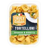 Truly Italian Tortelloni Spinach & Ricotta 400g