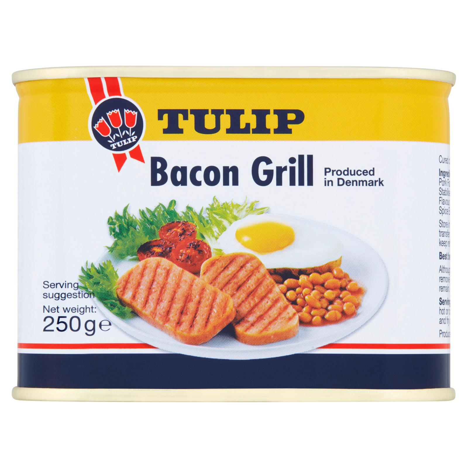 Tulip Bacon