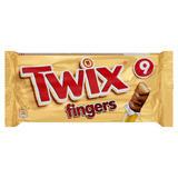 TWIX® Fingers 9 x 23g (207g)