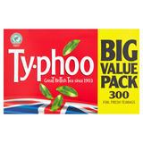 Typhoo 300 Foil Fresh Teabags 870g