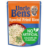 Uncle Bens Microwave Special Fried Rice 250g
