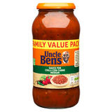 UNCLE BEN'S® Sauce for Chilli Con Carne Medium 675g