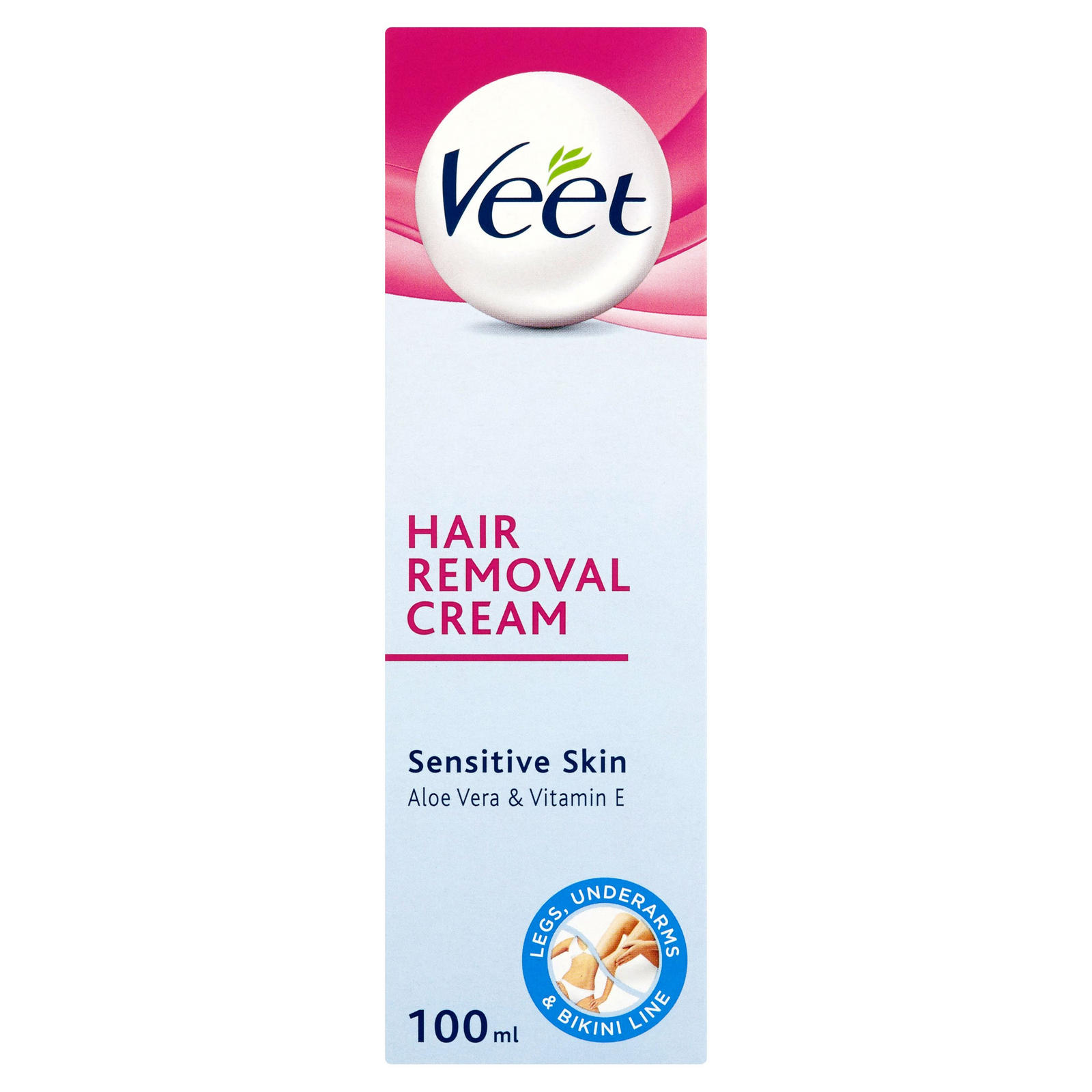 Veet Hair Removal Cream 100ml Women S Toiletries Iceland Foods