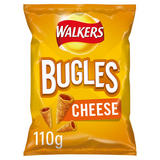Walkers Bugles Cheese Snacks 110g