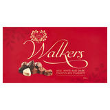Walkers Milk, White and Dark Chocolate Classics 240g