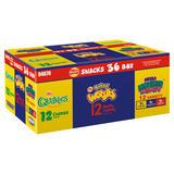 Walkers Snacks Mix 36 Box