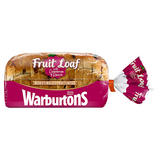 Warburtons Fruit Loaf with Cinnamon & Raisin 400g