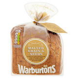 Warburtons Malted Grain & Seeds 400g