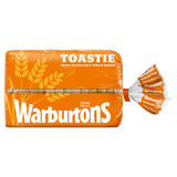 Warburtons Toastie Thick Sliced Soft White Bread 400g