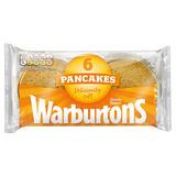 Warburtons 6 Pancakes