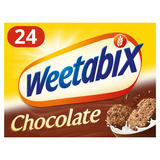 Weetabix Chocolate 24 Pack