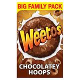 Weetos Chocolate Hoops 500g
