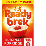 Ready Brek Smooth Porridge Oats 750g