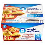 Weight Watchers Dessert Style British Favourites Yogurts 4 x 110g