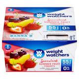 Weight Watchers Summer Fruit Yogurts 4x110g