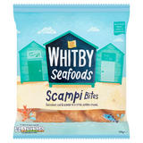 Whitby Seafoods Scampi Bites 190g