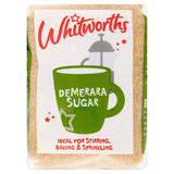 Whitworths Demerara Sugar 500g
