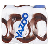 Yazoo Chocolate Milk Drink 6 x 200ml (1200ml)