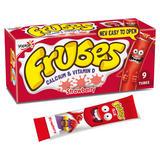 Frubes Strawberry Flavour Yogurt Tubes 9 x 37g (333g)