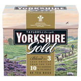 Taylors of Harrogate Yorkshire Gold 80 Tea Bags 250g