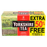 Taylors of Harrogate Yorkshire Tea 160 Teabags + 50% Free 750g