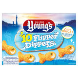 Young's 10 Flipper Dippers 250g