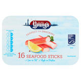 Young's 16 Seafood Sticks 200g