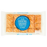 20 Cocktail Sausage Rolls 320g
