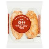 2 Beef Pasties 300g