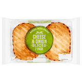 Cheese & Onion Slices 300g