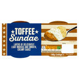 Toffee Sundae 2 x 95g (190g)