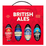 A Fine Selection of British Ales