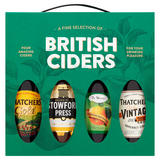 A Fine Selection of British Ciders