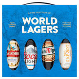 A Fine Selection of World Lagers