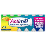 Actimel Multifruit Yogurt Drink 12 x 100g (1.2kg)